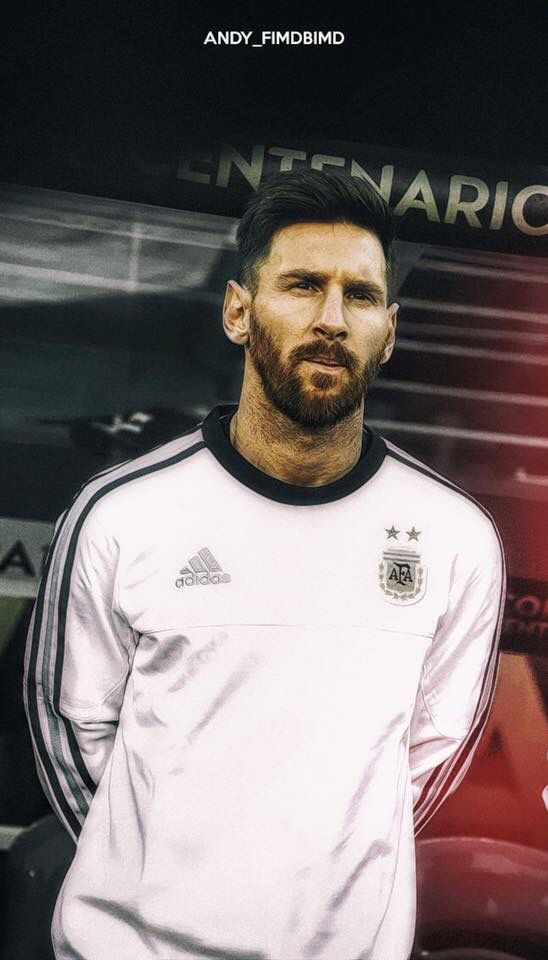 Messi has retired from international football. :-(