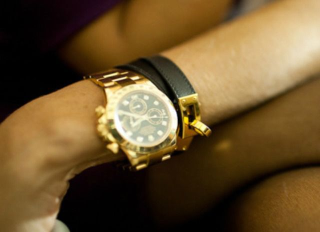 fea6b7112bdd Hermes Kelly Double Tour Bracelet   Je t aime Fashion   Jewelry, Hermes  bracelet, Style