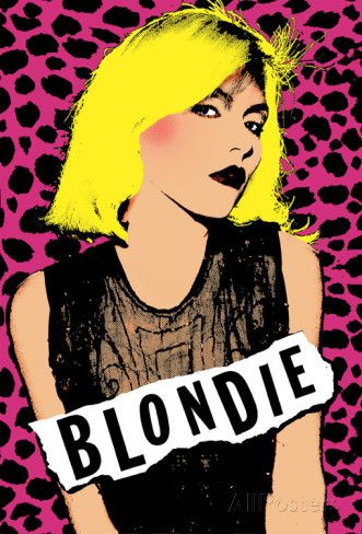 Blondie. Poster from AllPosters.com, $9.99