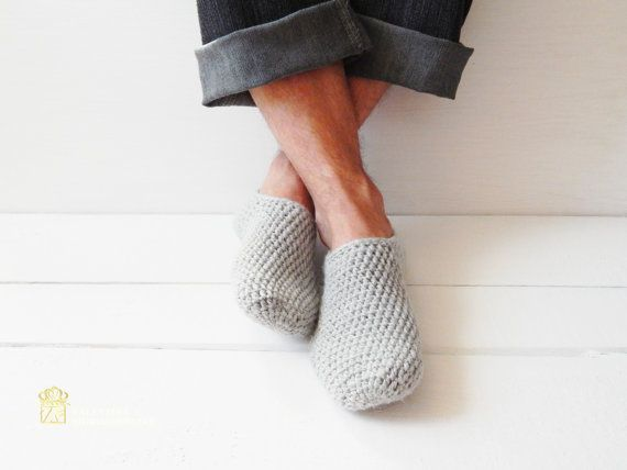 Hey, I found this really awesome Etsy listing at https://www.etsy.com/ru/listing/254198531/mens-slippers-mens-house-slippers-teen