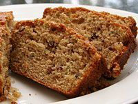 Really good zucchini bread recipe. Been using it for two years now, it's great