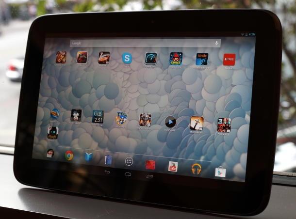 Google Nexus 10 - Tablets - CNET Reviews