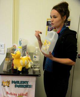 Maleny Dairies at Edible Sunshine Coast Event - Maroochydore