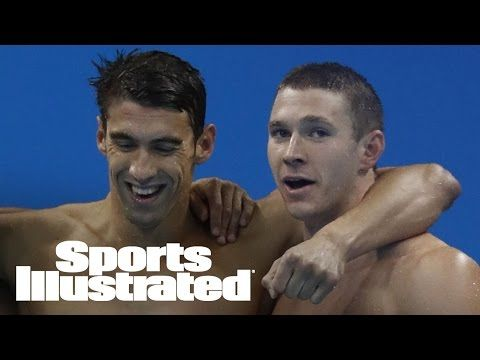 Ryan Murphy On What It's Like To Swim With Michael Phelps | SI NOW | Sports Illustrated