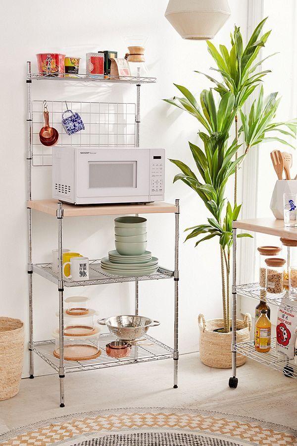 Erin Metal Kitchen Rack Kitchen Design Small Kitchen Rack
