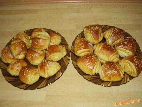Česnekové pagáčiky
