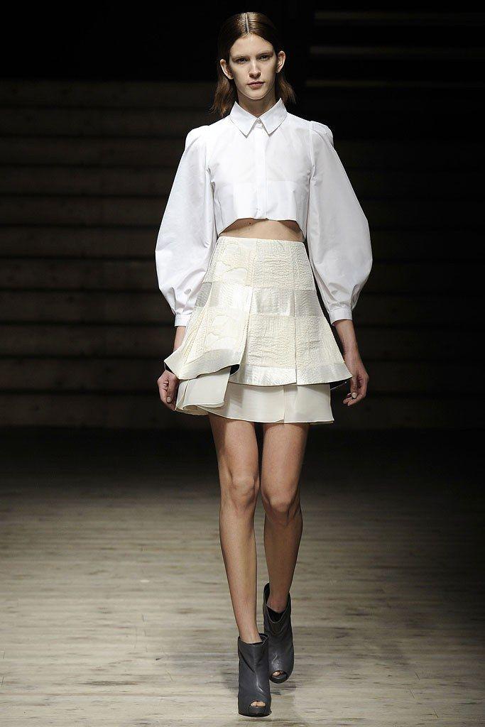 Albino Fall 2010 Ready-to-Wear Fashion Show - Flo Gennaro
