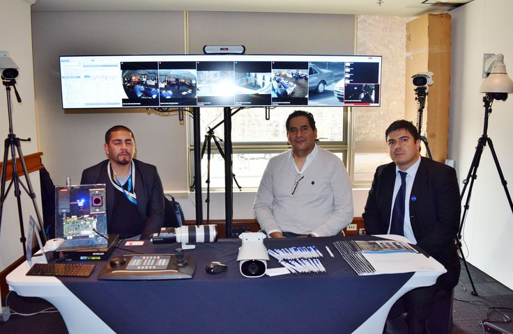 Avigilon en Chile Avotech SCL, Esteban Painevilo Avigilon en Chile SCL Distributor