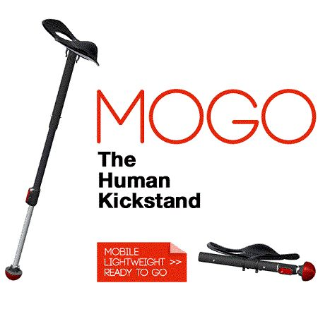 Keen's Mogo Portable Seating