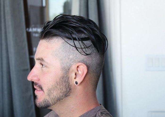 81 best mà nnliche frisur images on pinterest curls hair style