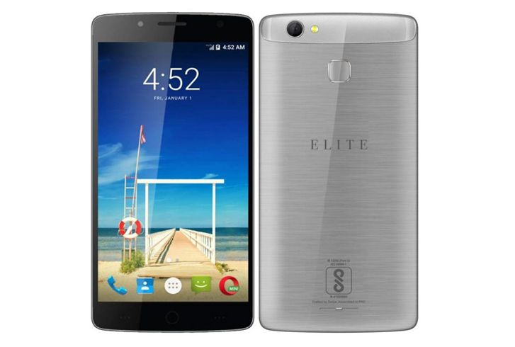 Swipe Technologies has launched a new Elite series smartphone, called theSwipe Elite Sense. Under the