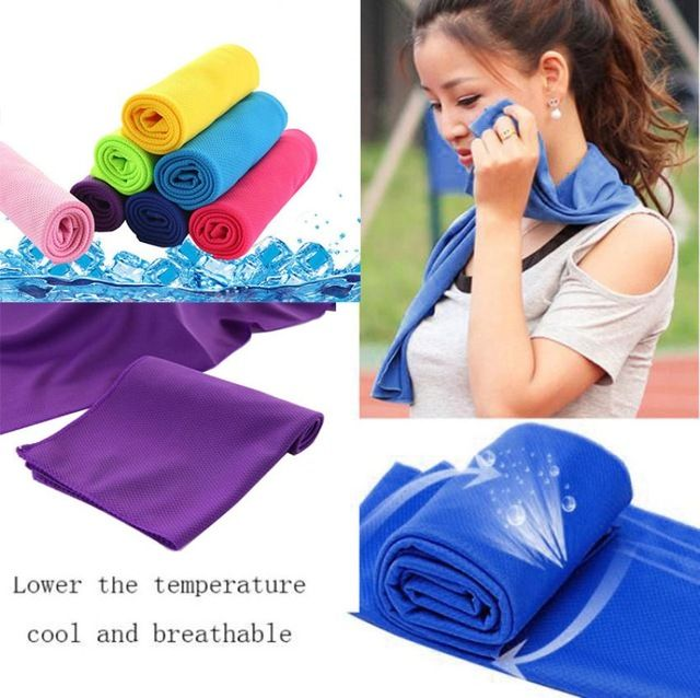 Cold Sensation Beach Towel Drying Travel Sports Swiming Bath Body Towelyoga Mat Review Beach Towel Bath Body Towel
