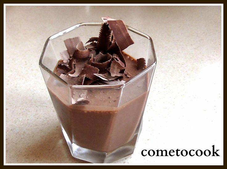Come to cook: Μους σοκολάτα του Στέλιου Παρλιάρου