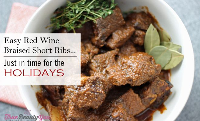 Red Wine Braised Short Ribs (Words) copy