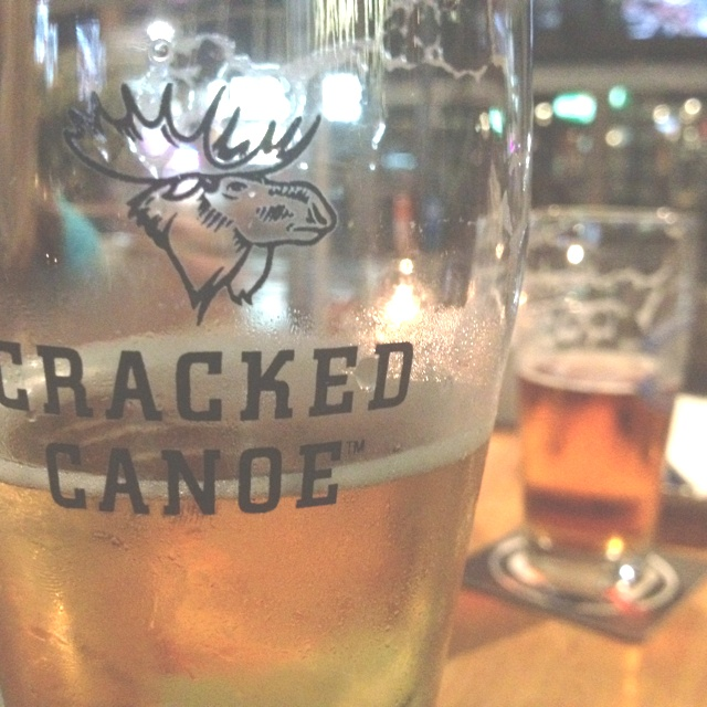 Cracked Canoe at Prohibition Gastropub