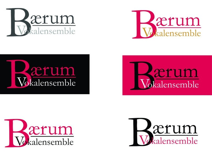 Logo-Bærum Vokalensemble