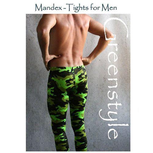 Mandex-Strumpfhosen-Schnittmuster von Greenstyle Men – Dieses PDF ...