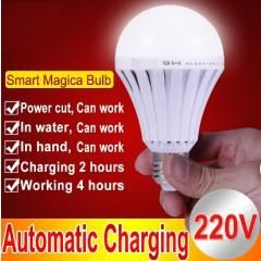 [ 25% OFF ] Emergency Led Lighting Intelligent Electric Water Glass Lamp Without The Bright Water Magic Lamp