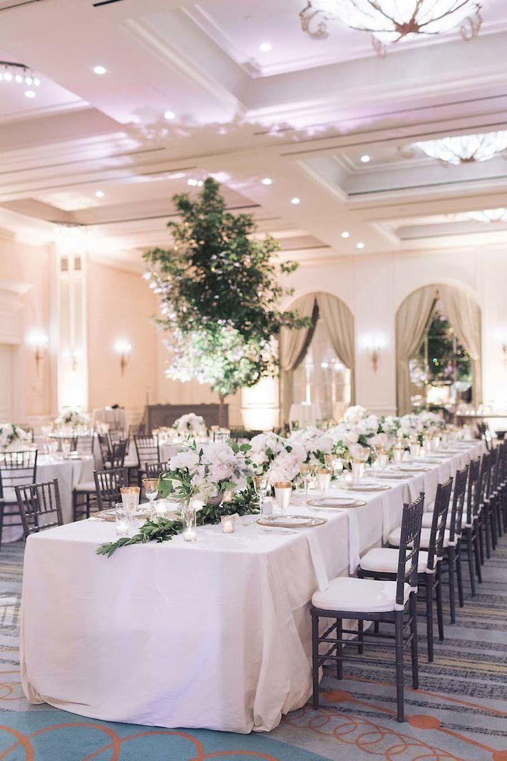 wedding reception crowne plazspringfield il%0A Classic Ballroom Wedding