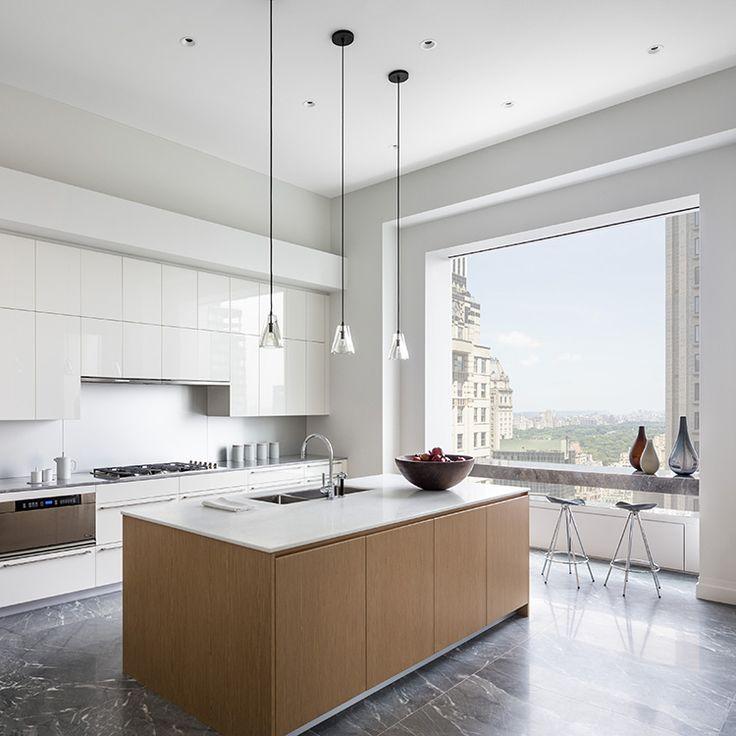 Luxury Park Avenue Condos: Kitchen - Aran Cucine
