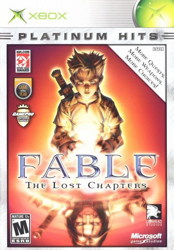 Fable The Lost Chapters Ultimate Game More Buying Board