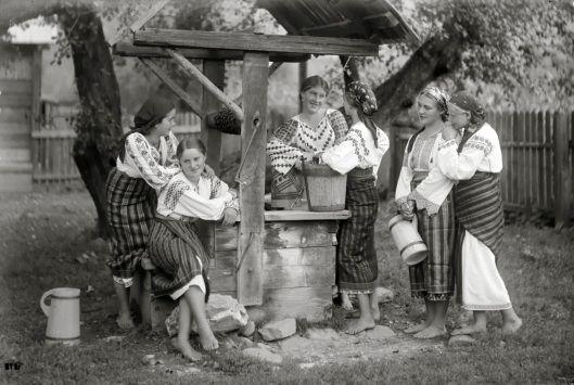 Moldavia Romania girls romanian people culture