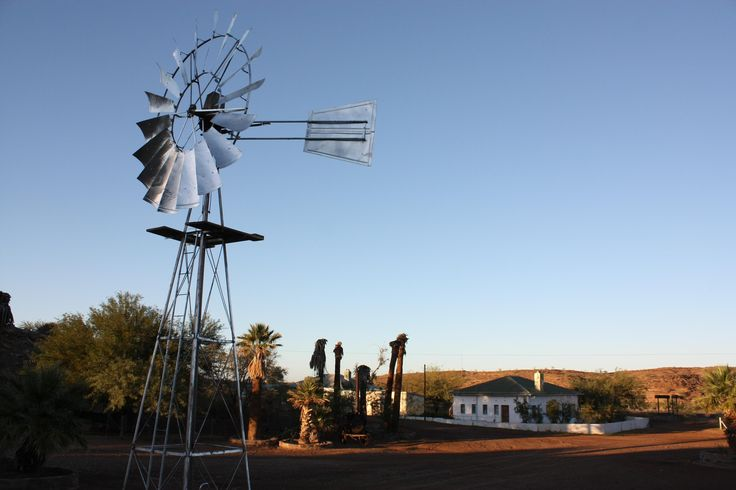 Discover Seeheim in Southern Namibia