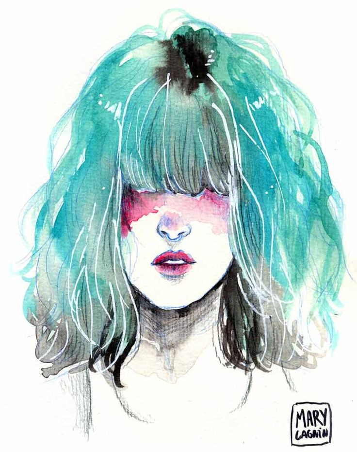 retrato-garota-aquarela