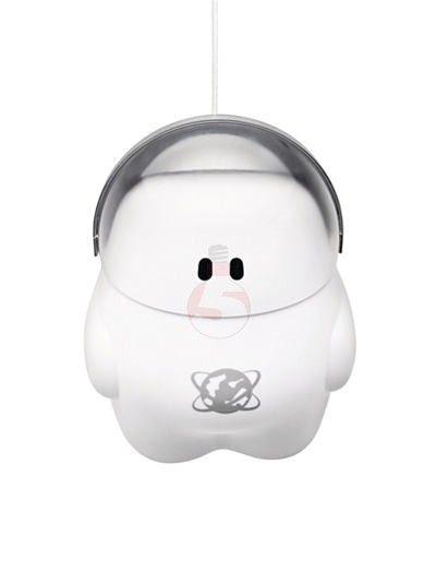 Buddy Space lampa wisząca - astronauta do dziecięcego pokoju - polecamy na 5lampy.pl