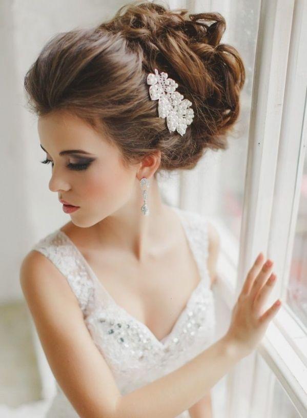 Fryzura ślubna - kok Jak wybrać fryzurę ślubną?