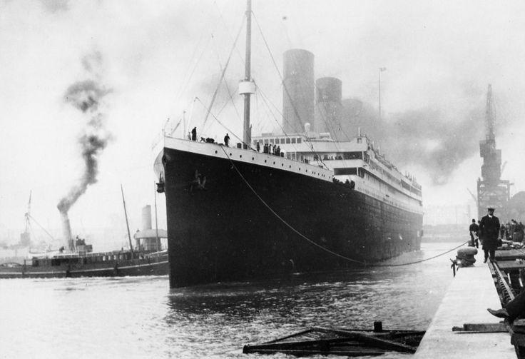 Última fotografía del Titanic/Last picture of Titanic                                                                                                                                                                                 Más