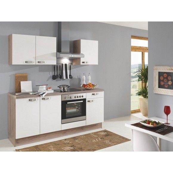 15 best Moderne Küchenzeilen images on Pinterest - küchenblock mit elektrogeräten