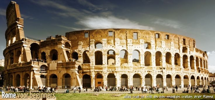 Rome voor beginners