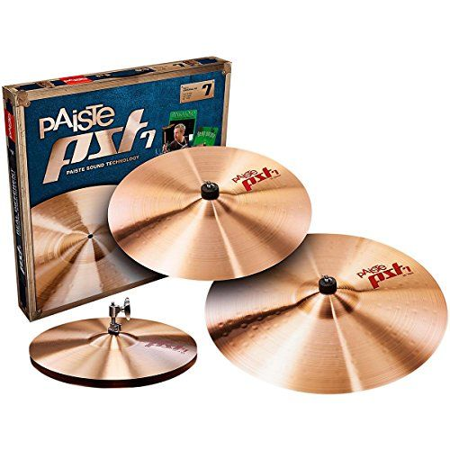 Paiste PST 7 Universal Cymbal Set *** Details can be found by clicking on the image.