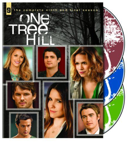 One Tree Hill: The Complete Ninth Season $25.99: Hill Seasons, Favorite Tv, One Trees Hill, Finals Seasons, Complete Ninth, One Tree Hill, Dvd, Movie, Ninth Seasons