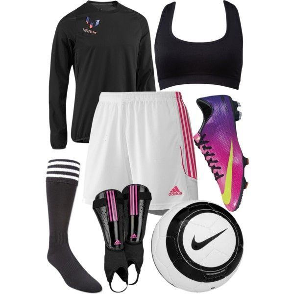 Soccer outfit! <3