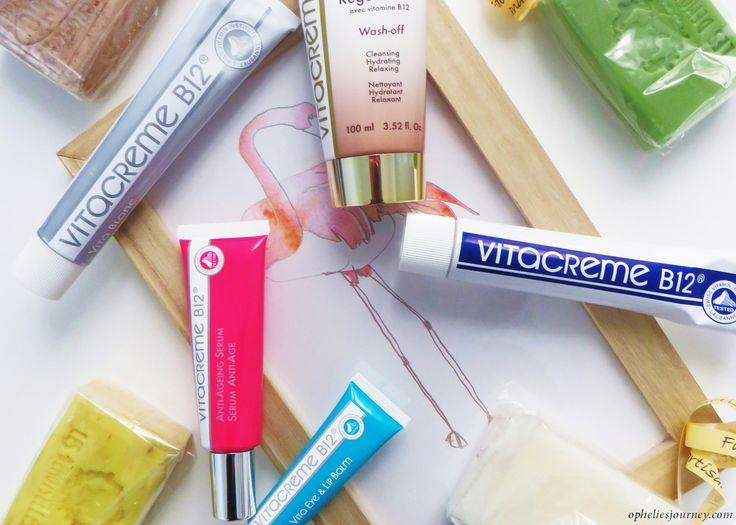 Vitacrème B12 à la rescousse de votre peau ! [CONCOURS + CODE PROMO]