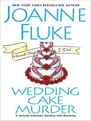 cover image of Wedding Cake Murder