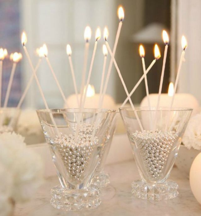 Top 25 best deco nouvel an ideas on pinterest - Deco table reveillon nouvel an ...