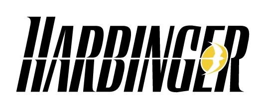 Harbinger logo for Valiant Comics. #harbinger #valiant #rianhughes #logo #logodesign #comiclogo #comiclogos #valiantcomics