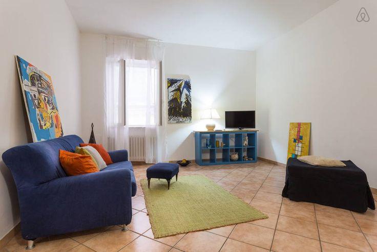 Dai un'occhiata a questo fantastico annuncio su Airbnb: LA TORRE - Viterbo - Appartamenti in affitto a Viterbo