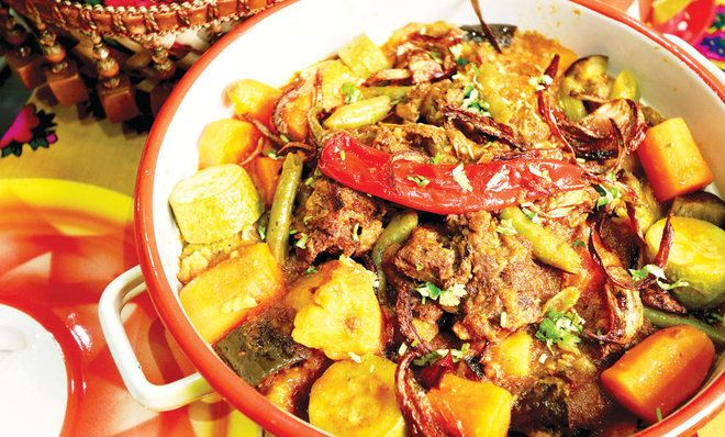 Gursan Saudi Arabian Meat And Vegetable Stew Traditional Food Vegetable Stew Beef Recipes