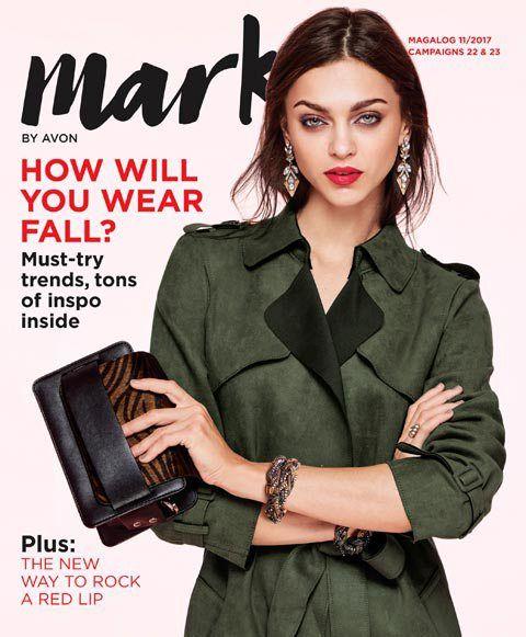 Avon Mark Brochure Campaign 23 2017