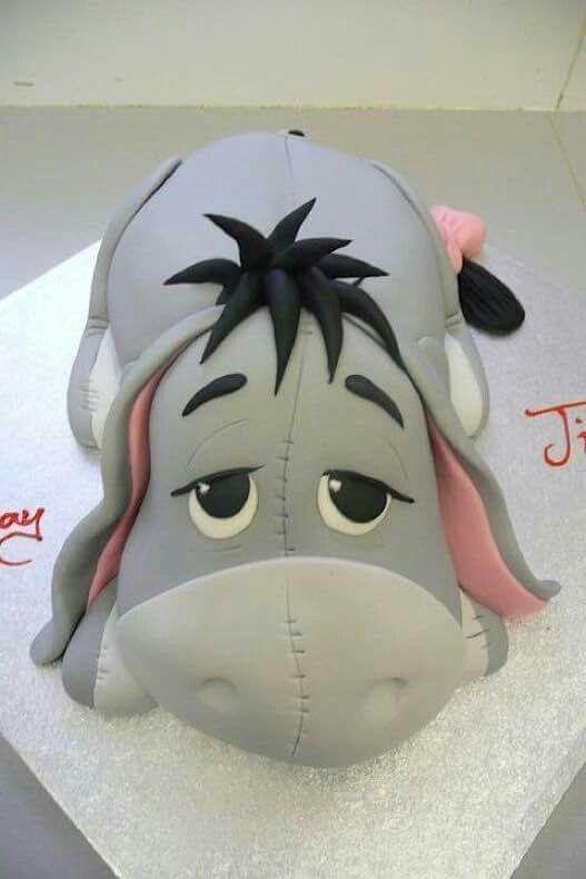 Esel Kuchen♡ Winnie Pooh ♡