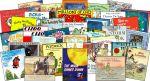 First Grade Read-Aloud Program, ideas for book list