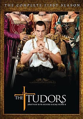 """The Tudors"" TV program, season 1 on DVD:  ""A very steamy telling of the reign of Henry VIII and life in the Tudor palace."" FPL Staff"