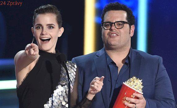 Filmové ceny MTV ovládly Kráska a zvíře i seriál Stranger Things
