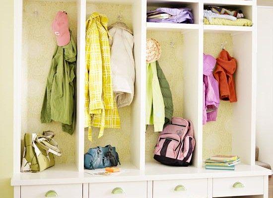 Top 11 Foyer Closet Organization Ideas