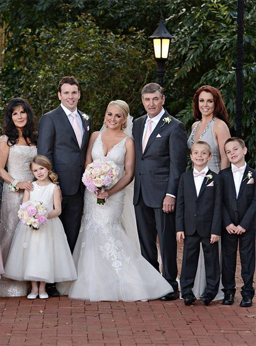 Steal Jamie Lynn Spears's wedding style and see more photos from her wedding!