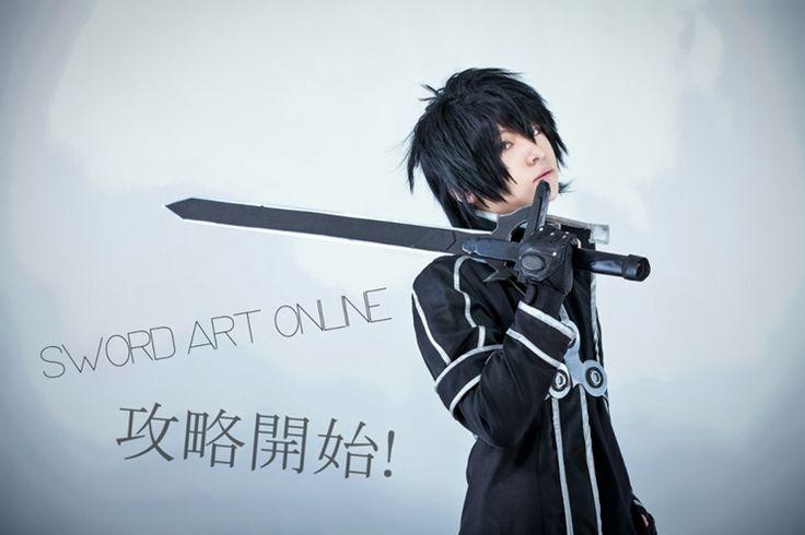 #Sword #Art #Online #Anime #Cosplay #Kirito | Cosplay ...